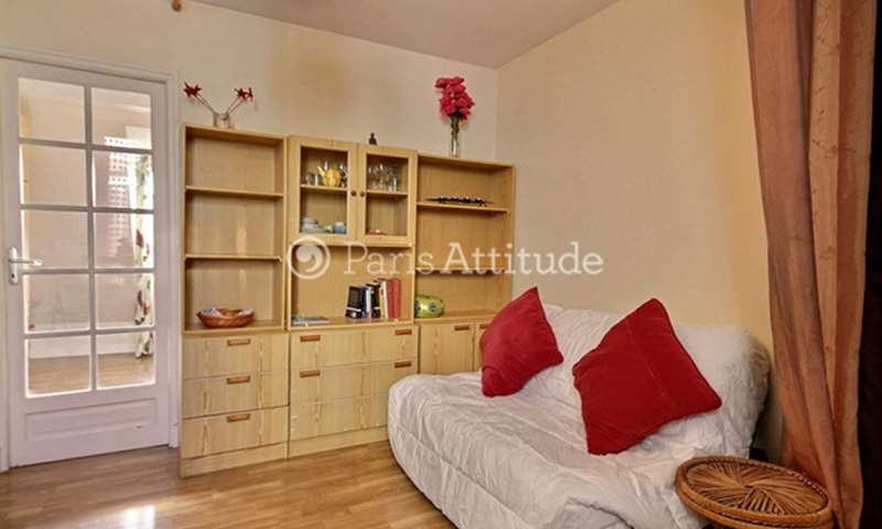 Rent Apartment 1 Bedroom 25m² rue de Chevreuse, 6 Paris