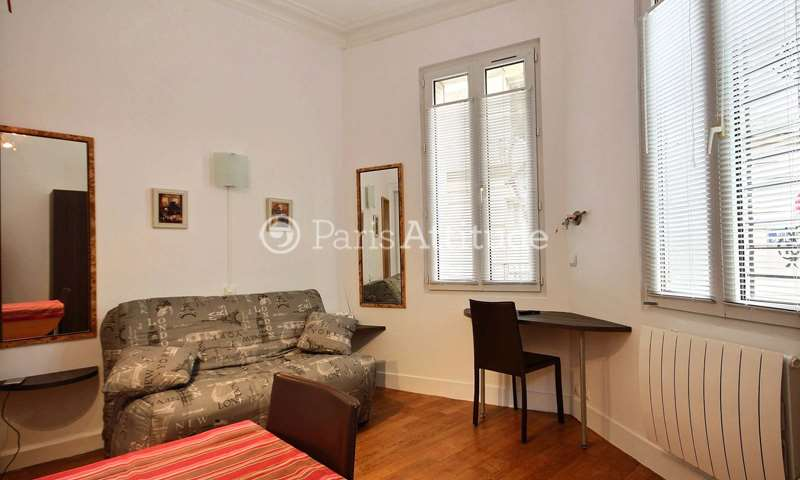 Rent Apartment Studio 17m² rue Maria Deraismes, 75017 Paris