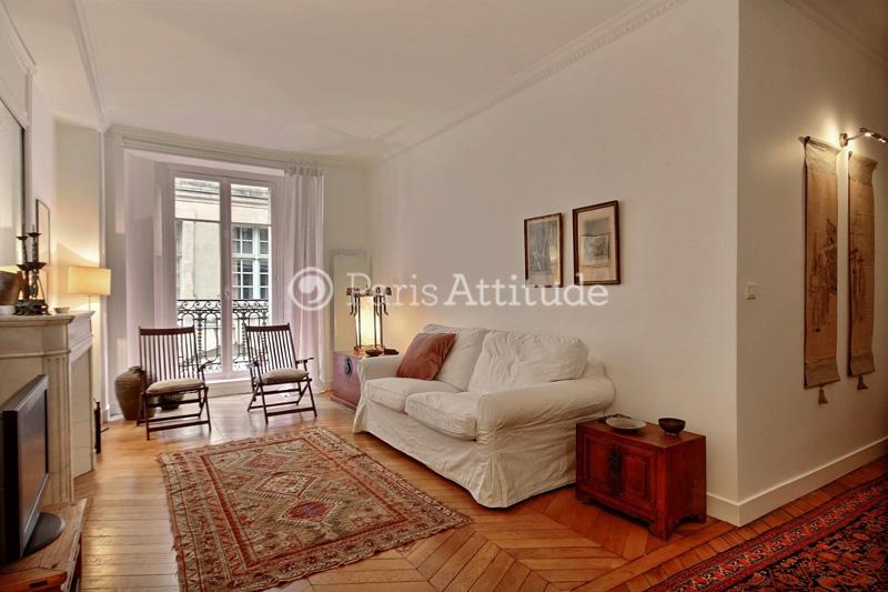 Rent Apartment In Paris 70 M Saint Louis Island 1450
