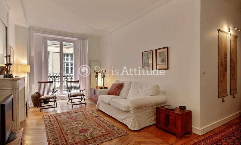Location Appartement 1 Chambre 70m² rue Saint Louis en l Île, 75004 Paris