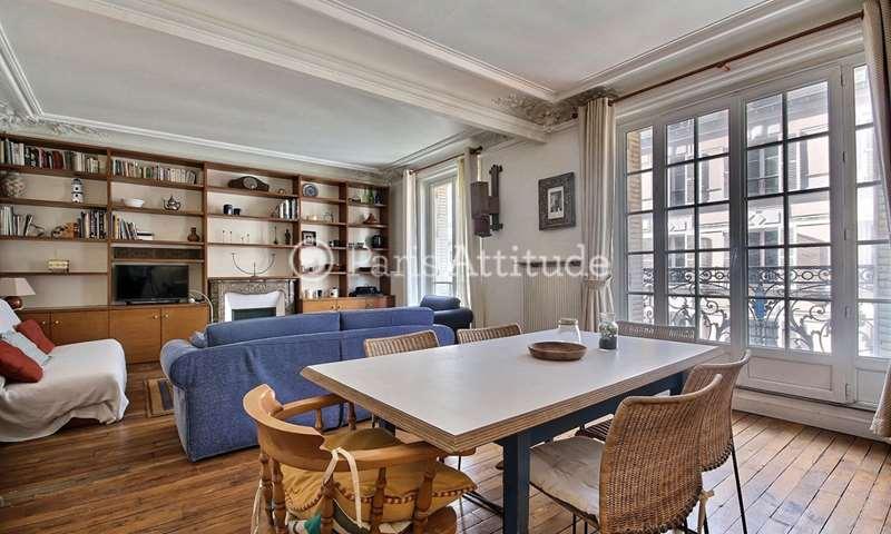 Rent Apartment 1 Bedroom 62m² rue Daguerre, 14 Paris