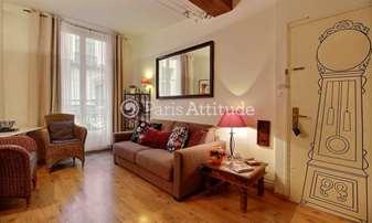 Location Appartement 1 Chambre 30m² rue Tiquetonne, 2 Paris