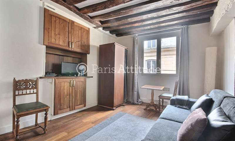 Rent Apartment Studio 20m² rue d Aboukir, 75002 Paris