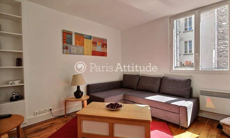 Rent Apartment 1 Bedroom 40m² boulevard Saint Michel, 5 Paris