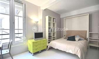 Location Appartement Studio 34m² rue Dussoubs, 2 Paris