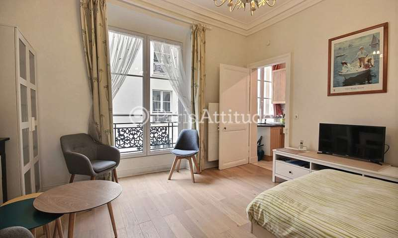 Rent Apartment Studio 23m² rue d Amboise, 75002 Paris
