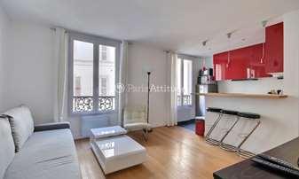 Rent Apartment 1 Bedroom 34m² rue de Mazagran, 10 Paris