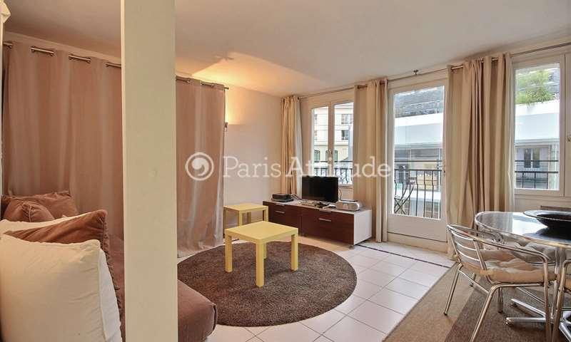 Rent Apartment 1 Bedroom 40m² rue du Vertbois, 75003 Paris