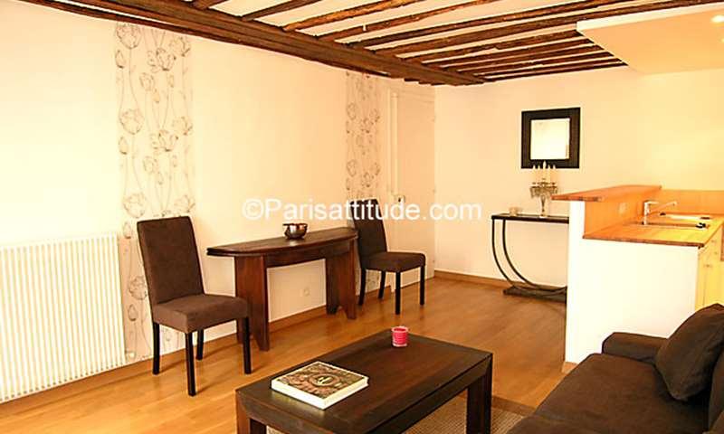 Rent Apartment 1 Bedroom 55m² rue des Saints Peres, 75006 Paris