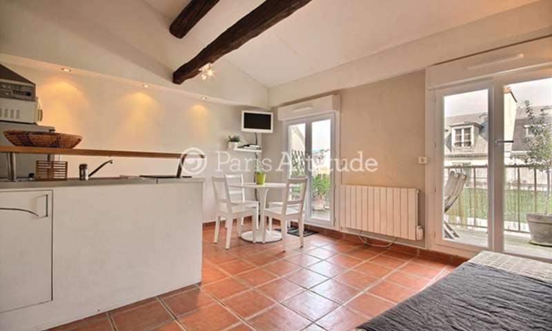 Rent Apartment 1 Bedroom 35m² rue Saint Denis, 1 Paris