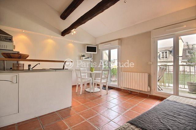 Aluguel Apartamento mobiliado 1 quarto 35m² rue Saint Denis, 75001 Paris