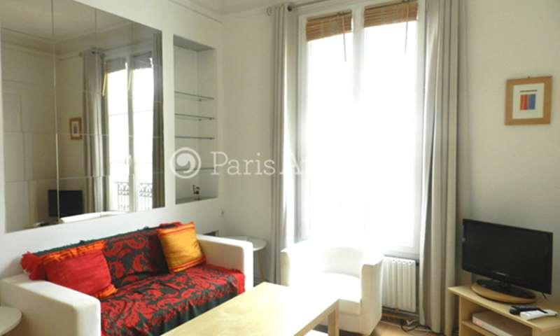 Rent Apartment 1 Bedroom 30m² avenue du Maine, 14 Paris