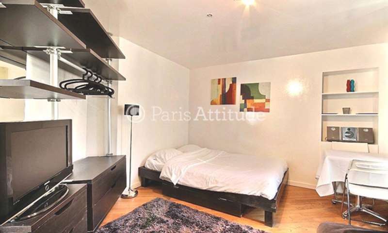 Rent Apartment Studio 35m² rue de Ponthieu, 75008 Paris