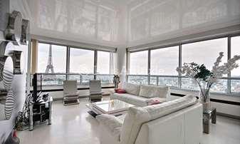 Rent Apartment 2 Bedrooms 103m² quai de Grenelle, 15 Paris