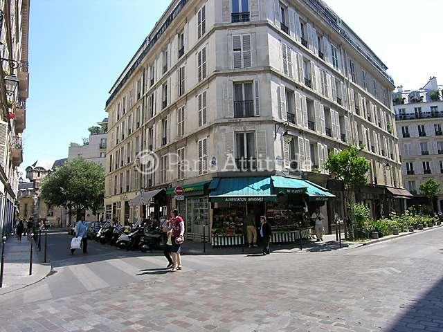 Louer un appartement paris 75004 46m le marais ref 1692 for Carrelage du marais paris