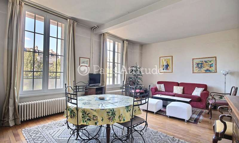 Rent Apartment 1 Bedroom 60m² boulevard Exelmans, 16 Paris