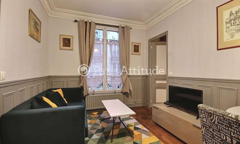 Rent Apartment 1 Bedroom 40m² avenue Jean Jaures, 75019 Paris