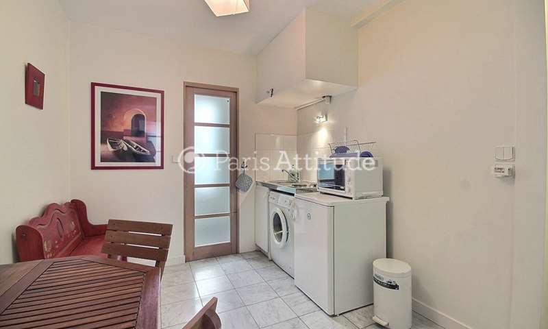 Rent Apartment 1 Bedroom 26m² boulevard Gouvion Saint Cyr, 17 Paris
