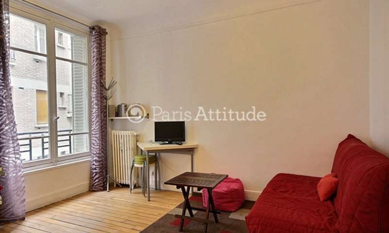 Rent Apartment Studio 22m² rue des Tournelles, 75003 Paris