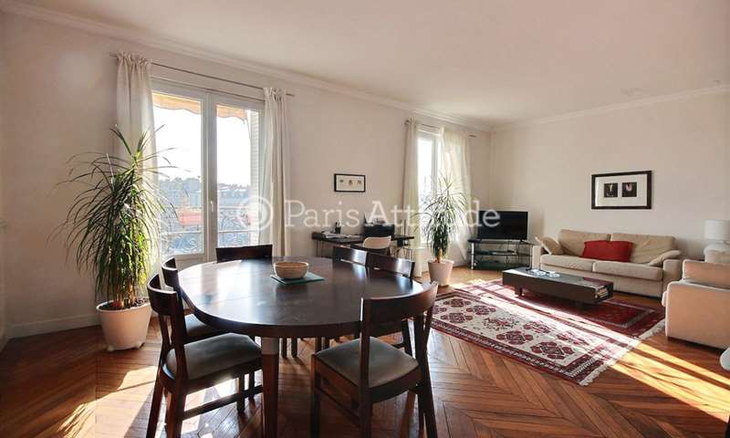 Rent Apartment 2 Bedrooms 90m² boulevard Arago, 14 Paris