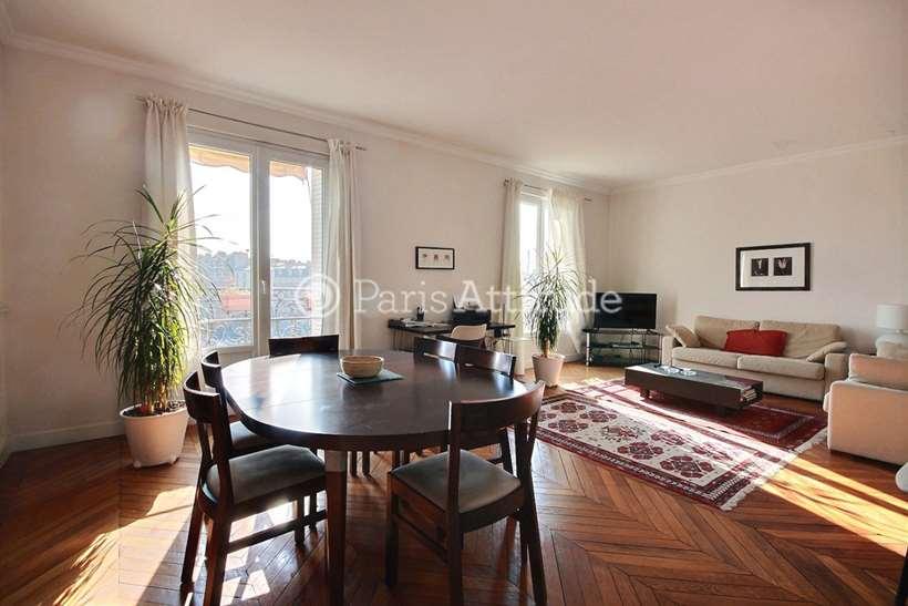 Rent furnished Apartment 2 Bedrooms 90m² boulevard Arago, 75014 Paris