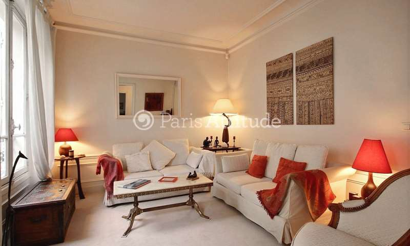 Rent Apartment 1 Bedroom 80m² rue du Debarcadere, 75017 Paris