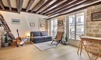 Aluguel Apartamento 1 quarto 37m² rue de Seine, 6 Paris