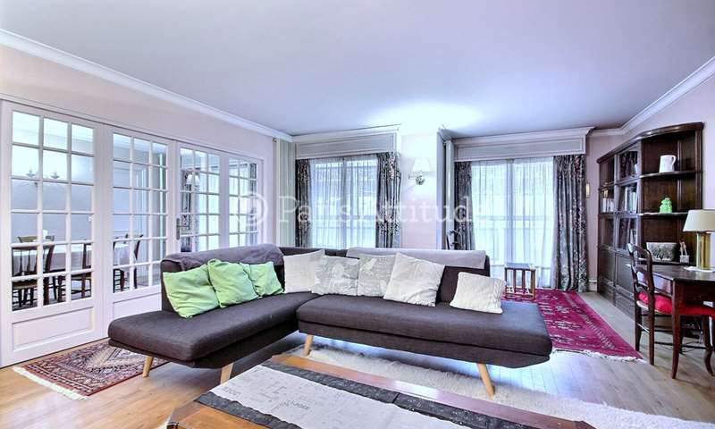 Rent Apartment 2 Bedroom 112m² rue Barrault, 75013 Paris