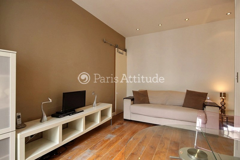 Location Appartement Studio 24m² rue d Enghien, 75010 Paris
