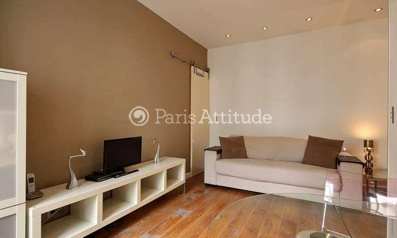 Location Appartement Studio 24m² rue d Enghien, 10 Paris