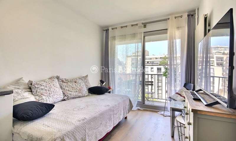 Location Appartement Studio 17m² passage du Chemin Vert, 11 Paris