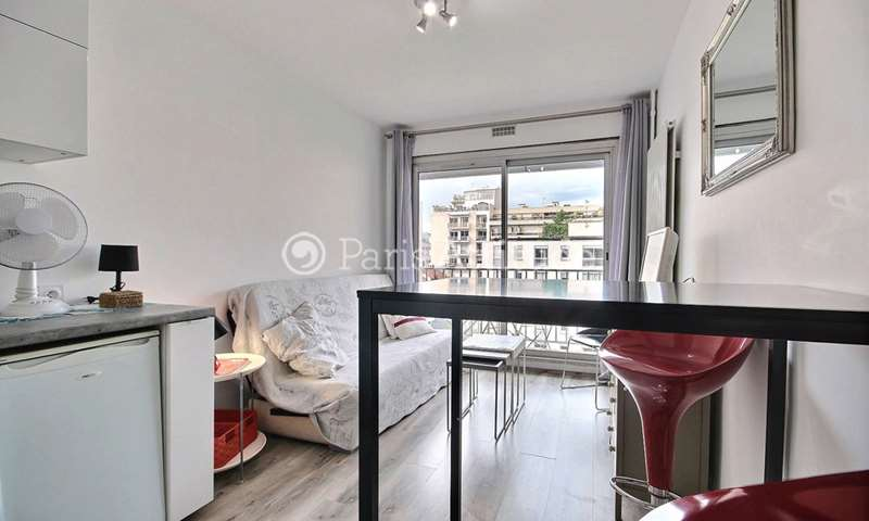 Rent Apartment Studio 17m² passage du Chemin Vert, 75011 Paris