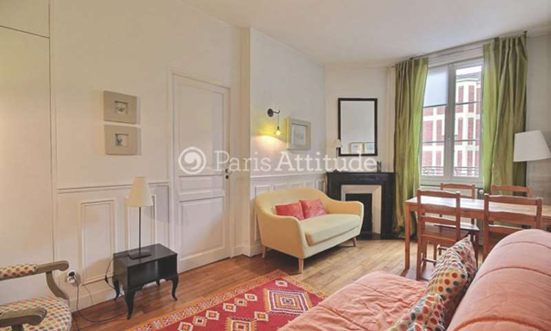 Rent Apartment 1 Bedroom 40m² rue de la Petite Pierre, 75011 Paris