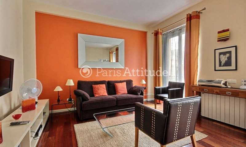 Rent Apartment 1 Bedroom 43m² rue Rambuteau, 75001 Paris