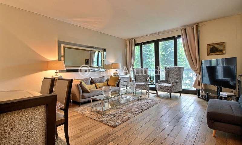 Location Appartement 2 Chambres 120m² avenue Foch, 16 Paris