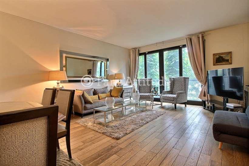 Louer Appartement meublé 2 Chambres 120m² avenue Foch, 75016 Paris