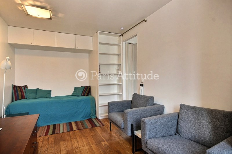Rent Apartment 1 Bedroom 35m² rue Daguerre, 75014 Paris
