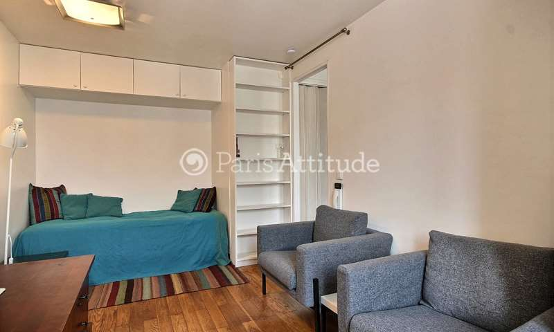 Rent Apartment 1 Bedroom 35m² rue Daguerre, 14 Paris