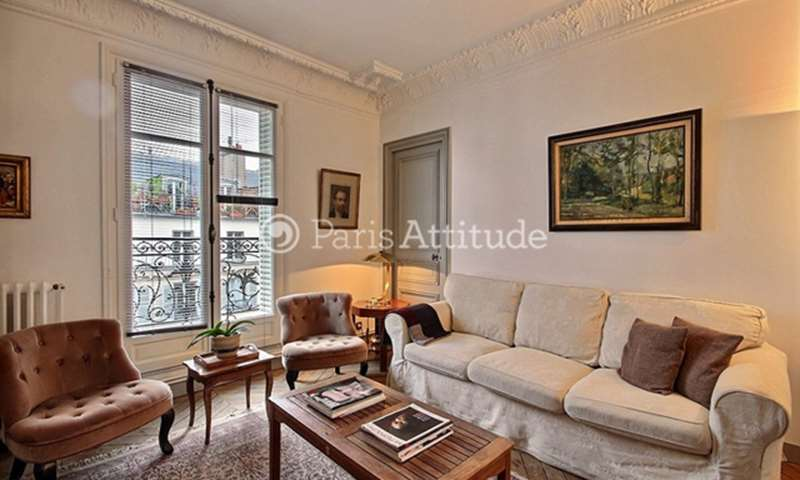 Rent Apartment 2 Bedroom 70m² rue des Archives, 75004 Paris