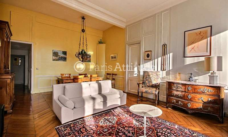 Rent Apartment 3 Bedrooms 115m² quai des Celestins, 4 Paris