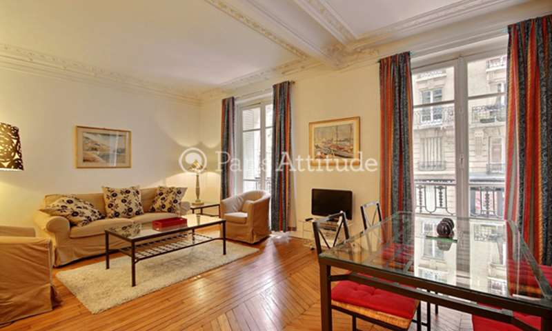 Rent Apartment 2 Bedroom 85m² rue Jose Maria de Heredia, 75007 Paris