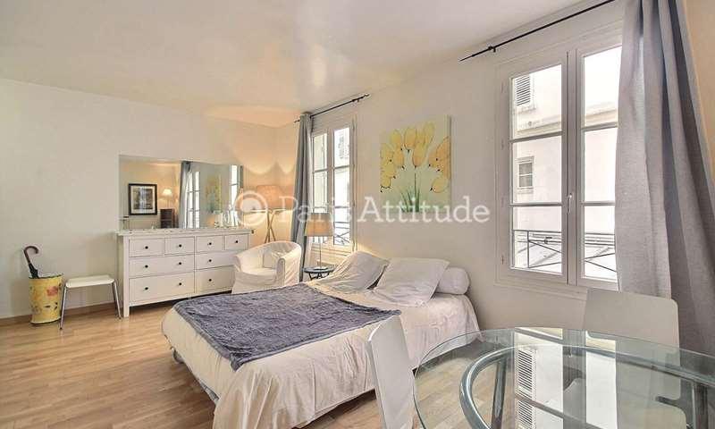 Rent Apartment Studio 28m² rue de Grenelle, 7 Paris