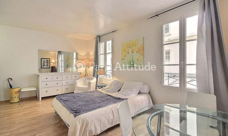 Location Appartement Studio 28m² rue de Grenelle, 75007 Paris