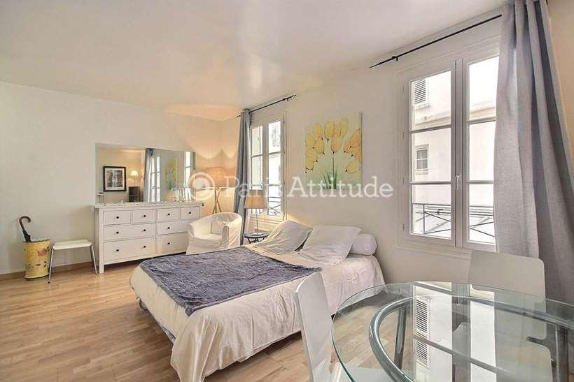 Rent furnished Apartment Studio 28m² rue de Grenelle, 75007 Paris