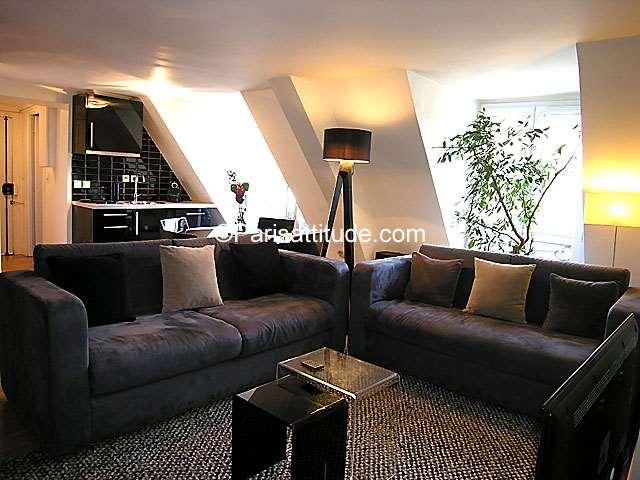 Louer Appartement meublé 1 Chambre 44m² rue de la Tour d Auvergne, 75009 Paris