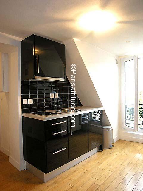 Cuisine de 6m2 prvenant modele salle de bain salles de for Cuisine ouverte vitre