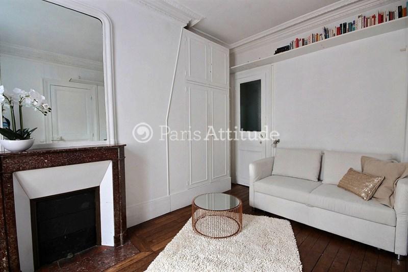 Location Appartement Studio 25m² rue du Sergent Hoff, 75017 Paris
