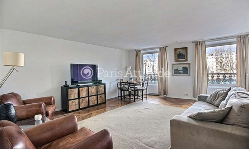 Rent Apartment 2 Bedroom 80m² boulevard Saint Germain, 75005 Paris