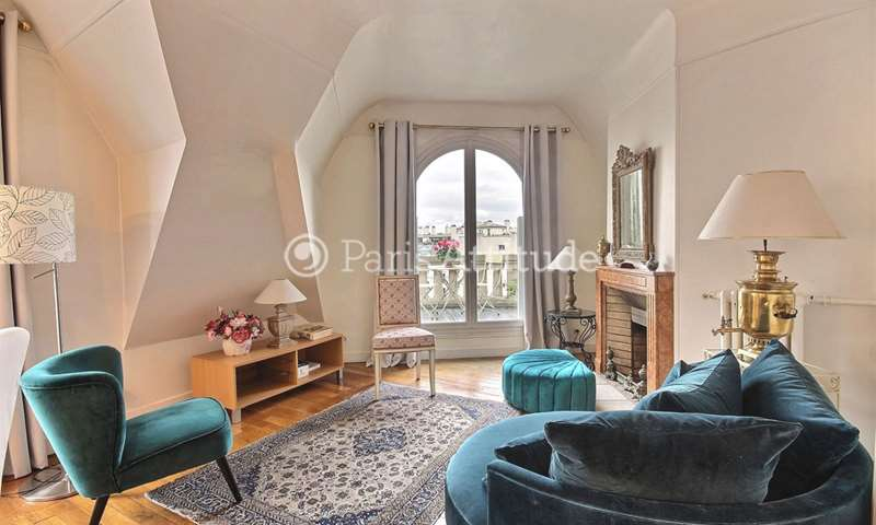 Rent Apartment 2 Bedroom 70m² rue de Presles, 75015 Paris