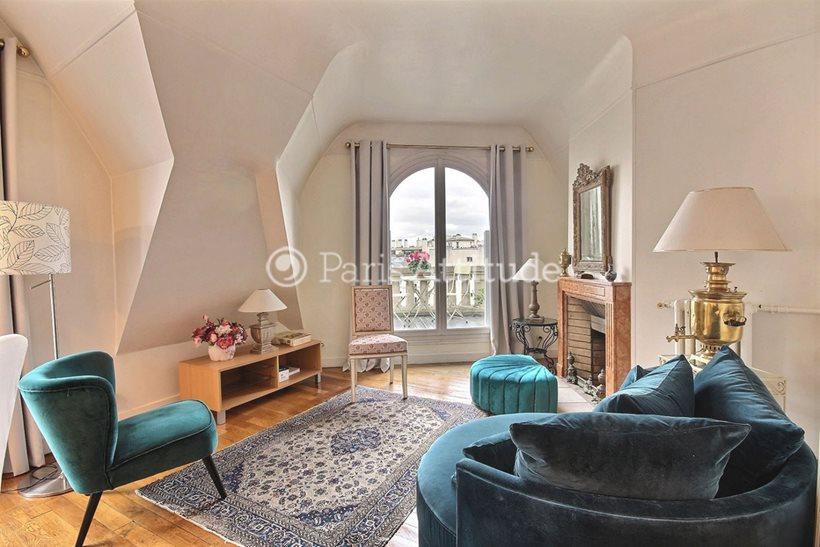 Louer Appartement meublé 2 Chambres 70m² rue de Presles, 75015 Paris